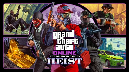 GTA Online: How to start the Diamond Casino Heist - new property cost