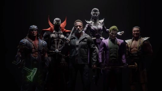 Mortal Kombat 11 - Spawn's Appearance Revealed With New Action Figure