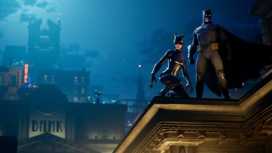 Every game should have a Batman skin