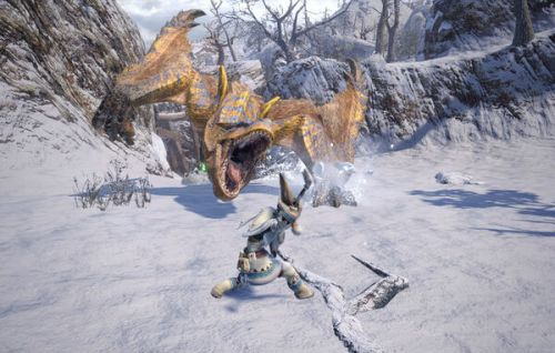 """Capcom revises their forecast upwards after Monster Hunter Rise pre-orders get off to a """"promising start"""""""