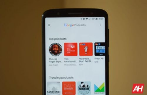 Google Podcasts Now Starting To Offer Personal Recommendations