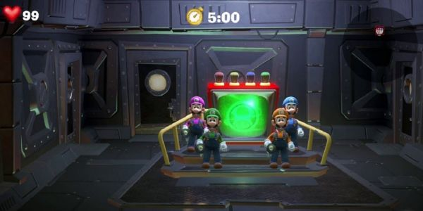 Luigi's Mansion 3 Will Have Paid Multiplayer DLC | Game Rant