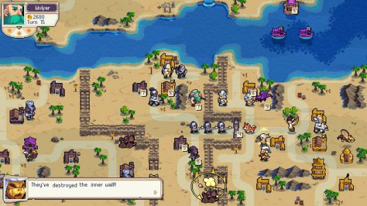 Wargroove will get cross-play on PS4 after a year long public battle with Sony