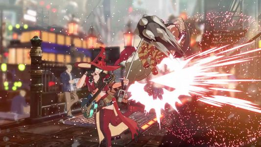 Guilty Gear Strive - Anji and I-No Gameplay Reveals Combos, Overdrives
