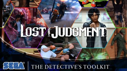 Lost Judgment Trailer Focuses on Yagami's Gadgets and Detective Techniques