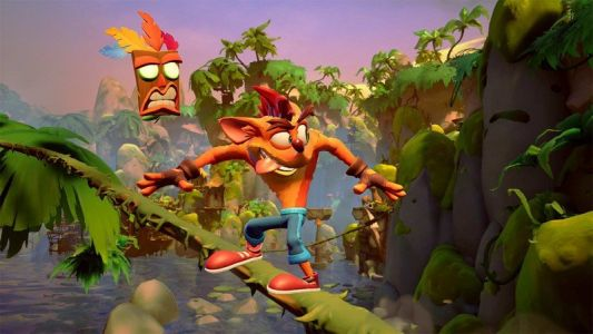 The Crash Bandicoot 25th Anniversary Bundle is now available