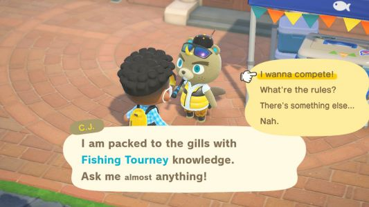 Animal Crossing New Horizons Fishing Tourney: prizes, points and trophies explained