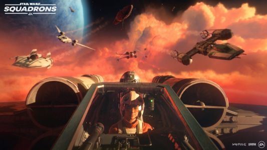Star Wars: Squadrons - Cosmetics Visibility, HUD, and More Will Be Customizable