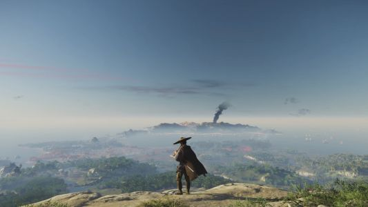 Ghost of Tsushima Japanese Trailer Features Slashing, Shooting and Scheming