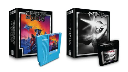 Shadow of the Ninja and Return of the Ninja Getting Classic Rereleases