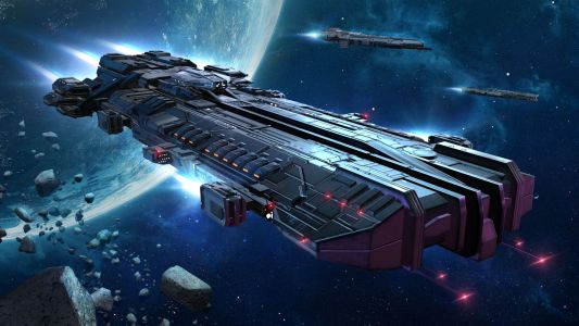 Infinite Galaxy aims to be the ultimate space strategy game on mobile
