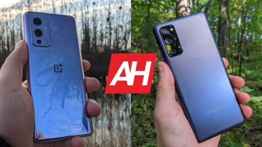 Phone Comparisons: OnePlus 9 vs Samsung Galaxy S20 FE