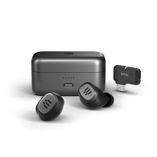 EPOS GTW 270 Hybrid gaming ear buds deliver audio for your console or PC