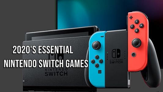 Essential Nintendo Switch Games for the 2020 Holiday Season
