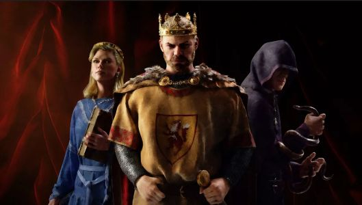 Crusader Kings 3 is Now Available