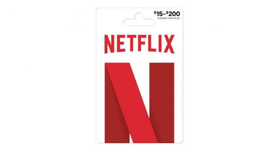 Buy A $100 Netflix Gift Card, Get A $15 Amazon Credit
