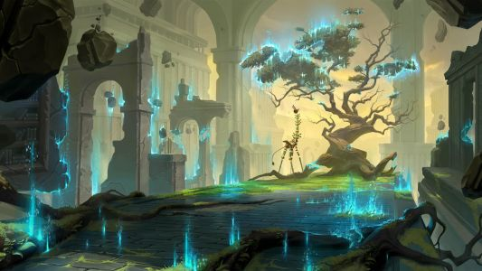 How landmark cards helped build Legends of Runeterra's Empires of the Ascended