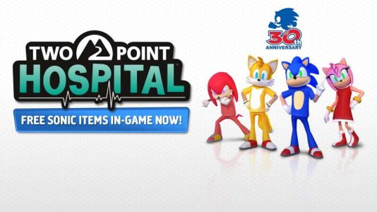 Two Point Hospital Sonic the Hedgehog Pack out now, plus free game trial