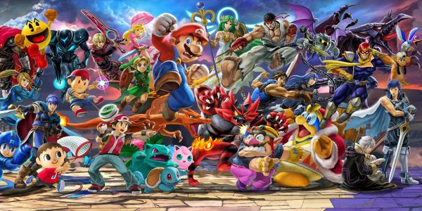 Official Smash Bros Twitter encourages fans to go wild with guesses as to final character