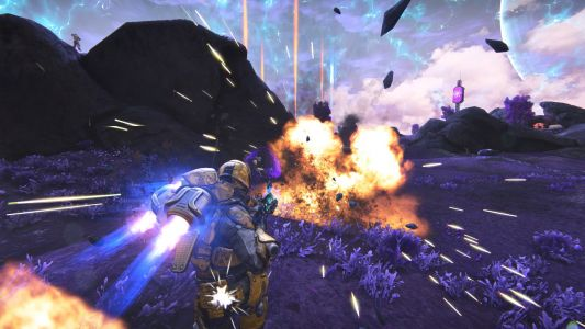 Contest: Get into the action with these PlanetSide Arena: Recruit Edition keys