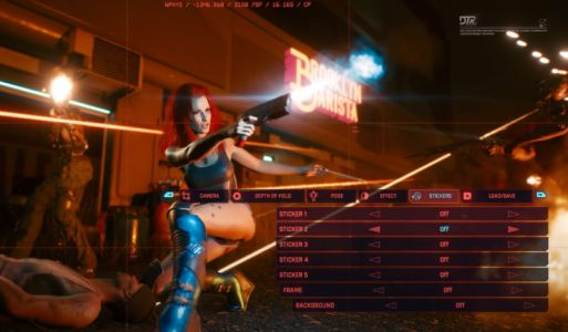 Cyberpunk 2077 Photo Mode Revealed In New Trailer