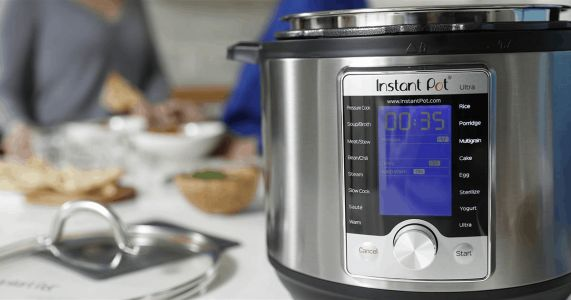 Level Up Your Cooking Game With These Half Off Instant Pot Deals