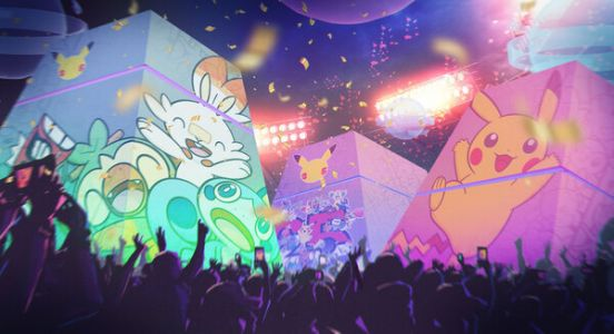 Check out full details on The Pokemon Company's celebration plans for Pokemon's 25th anniversary
