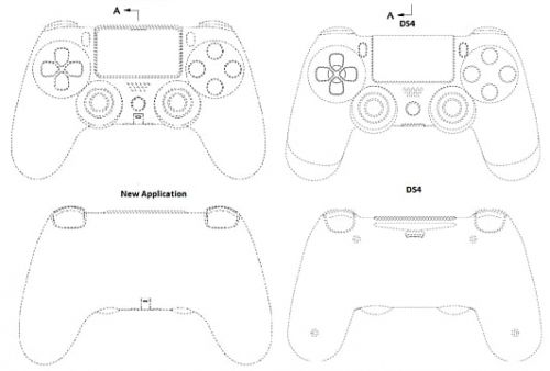 New Patent Might Show PS5's DualShock 5 Controller