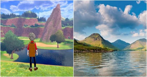 Pokémon Sword & Shield: 10 Locations In The Game That Resemble Real Life UK Locations