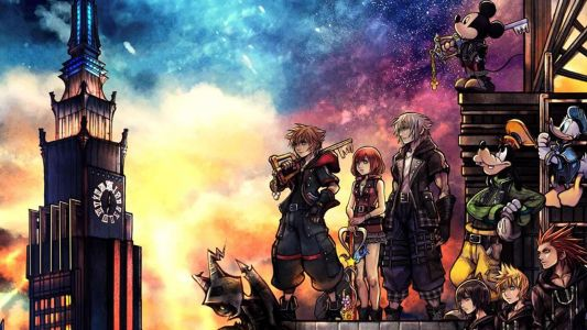 Kingdom Hearts 3 Is Best Selling Game In The Franchise