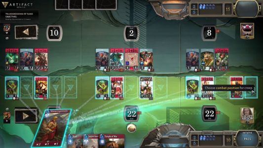 Artifact 2.0 Cancelled After Lack of Players