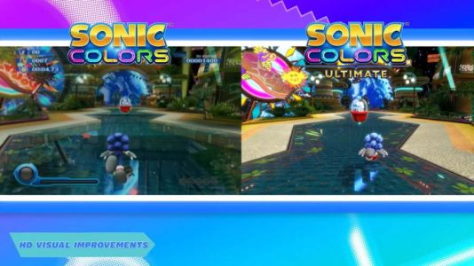 Sonic Colors: Ultimate First Spotlight Trailer Released