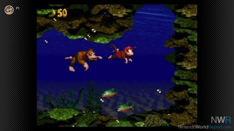 Donkey Kong Country, Electronic Arts Game Join Switch Online Game Libraries