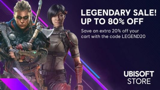 Save up to 80% on Assassin's Creed titles and more in the Ubisoft Legendary Sale