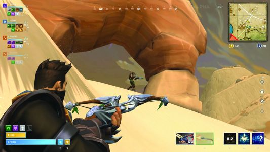 Realm Royale: Action-Packed Fantasy Battle Royale Coming to