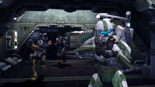 Star Wars: Republic Commando, one of the greatest tactical shooters of all time, is getting a re-release on Switch and PS4