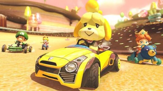 Animal Crossing: New Horizons and Mario Kart 8 Deluxe were Europe's second and third best-selling retail releases of 2020