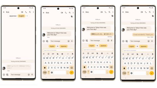 Live Translate Comes To A Wealth Of Apps & Gboard For Pixel 6 Series