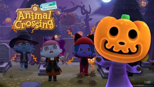 Animal Crossing New Horizons Halloween Item Guide