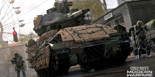 Call of Duty: Modern Warfare Banned on the Russian PlayStation Store