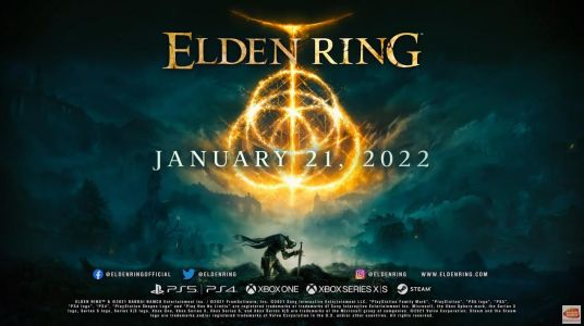 Elden Ring finally gets a release date and a new trailer