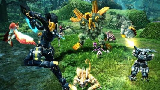 Phantasy Star Online 2 Releases on May 27th for PC in North America