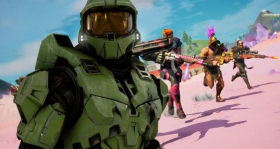Halo's Master Chief Could Be Coming To Fortnite, According To Recent Datamine
