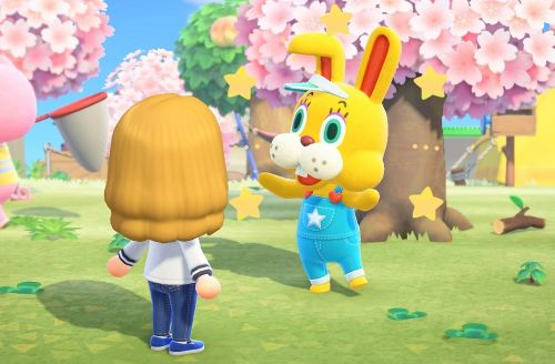 A year later, you still can't keep Animal Crossing: New Horizons away from the top of the UK Charts