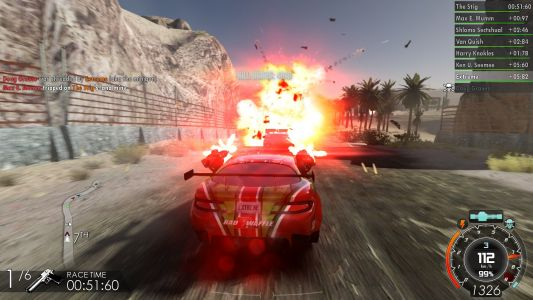 Contest: Open up wide for a PS4 copy of Gas Guzzlers Extreme