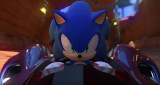 Team Sonic Racing bursts out of the starting gate with launch trailer