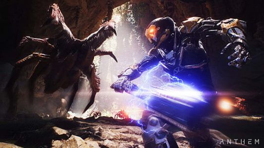 Anthem's First Post-Launch Roadmap Revealed