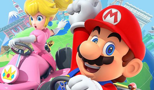 The most downloaded iPhone game of 2019 was Mario Kart Tour