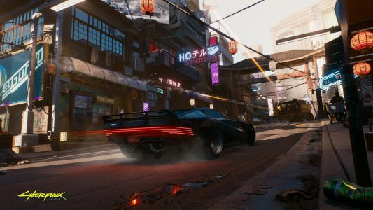 Cyberpunk 2077's Vehicles Can Be Summoned Like The Witcher 3's Roach