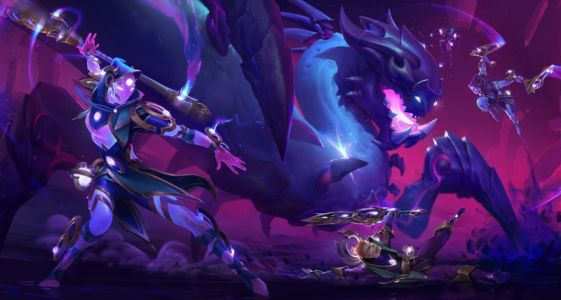 Dauntless Call of the Void Update Launches June 11